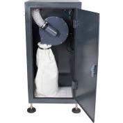 Palmgren 9686000 Bench Grinder Pedestal Dust Collection Cabinet