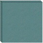Hush™ Acoustical Wall Tile 15x75x15, 9477.5040 Peacock - Pkg Qty 4