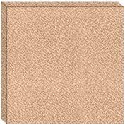 Hush™ Acoustical Wall Tile 15x75x15, 15-09D Sand Dune - Pkg Qty 4