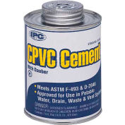 Low V.O.C. Cpvc Cement™, For Pipe & Fittings, 1/4 Pt. - Pkg Qty 24