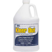 Kleer-Out™ Septic Tank & Cesspool Liquid Cleaner, 1 Gal. - Pkg Qty 4