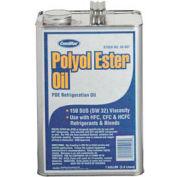 Polyol Ester Refrigeration Oil 1 Gallon 150 Sus