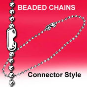 "Beaded Chain, #6 Ball, 6""L"