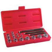 Climax Metal, Bearing Kit, Bearing Kit 22, 3 Driver, 16 Adapters