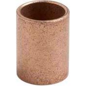"Clesco, Bronze Sleeve Bearing, BSB-040616, 1/4""ID X 3/8""OD, 1""L"