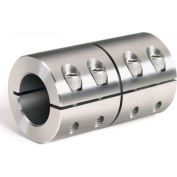 "One-Piece Industry Standard Clamping Coupling, 1"", Stainless Steel"
