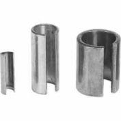 """Climax Metal, Reducer Bushing, SRB-040617, Galvanized Steel, 1/4""""ID X 3/8""""OD, 1-1/16""""L"""