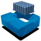 "Pride Mobility CUSASMB2271 Synergy Spectrum Air Contour Cushion - Right Hand Cushion - 24"" X 16"""