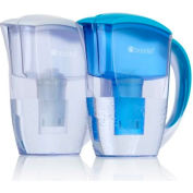 Brondell H10CP-B Blue H2O+ Water Pitcher Filtration System Blue 12 Each / Case