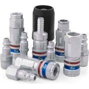 """Cejn® eSafe Series 310 Safety Coupling, 1/2"""" Female NPT (Industrial INTCH 1/4"""") Qty 10/Pack"""
