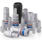 """Cejn® eSafe Series 320 Safety Coupling, 1/4"""" Male NPT (European INTCH 1/4"""") QTY 10/Pack"""