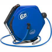 """Cejn® Compressed Air PUR Hose, Reel, 5/16"""" X 52.5, 1/4"""" Male NPT Connection"""