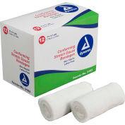 """Dynarex® Conforming Stretch Gauze Bandages, 3"""" x 4.1 yds, 12/Box - Pkg Qty 8"""