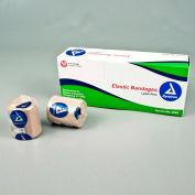 "Dynarex® Latex-Free Elastic Bandages, 2"" x 4.5 yds, 1 Roll - Pkg Qty 10"