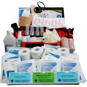 Custom Kits Company Trauma Bag Refill, 326 Pieces