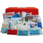 Custom Kits Company Deluxe League Complete First Aid Refill, 201 Pieces