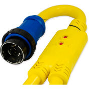 Conntek 17518, 3', 50A, 6/4C STOW Marine Shore Power Y Adapter