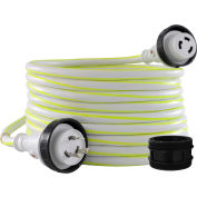 Conntek 17930-050RE, 50', 30A, Glowing Marine Shore Power Cord, NEMA L5-30