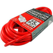 Conntek 20241-050, 50',15A, 14/3 SJTW Outdoor Extension Cord with NEMA 5-15P/R