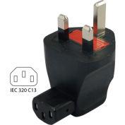 Conntek 30023, Travler Adapter - UK, UK To Laptop Adatper