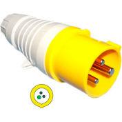 Conntek 60801 IEC 309 20A Pin and Sleeve Assembly Plug 125V