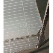 "Translucent Shelf Liner - Triangle 24"" x 24"""