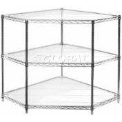 Translucent Shelf Liner - Pentagon 18 x 36