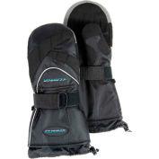 Clam™ Ice Armor™ Extreme Mitt, Black, XL, 10488