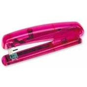 CLI® Desktop Stapler, 210 Staple Capacity, Pink
