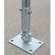 """Heavy Duty Mounting Feet for 1.315""""/1.66"""" OD pipe"""