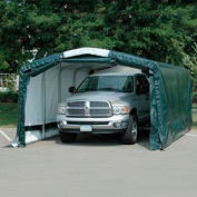 "Storage Master Elite 12'W x 12'4""H x 25'L Green"
