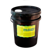 Spill Wizards Ultimate Acid Eater Absorber & Neutralizer, 5 Gallon, 2003-005
