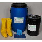 HF Acid Eater Safety Spill Kit, 15-Gallons, Clift Industries, 2901-015