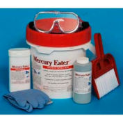 Mercury Eater Safety Spill Kit, Clift Industries 3900-001