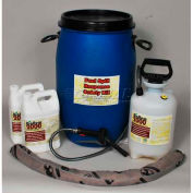 BioRem-2000 Fuel Spill Safety Response Kit Refill, Four 1-Gallon, Clift Industries, 8008-004