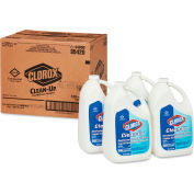 Clorox® Clean-Up Disinfectant Cleaner with Bleach, 1 Gallon Refill, 4 Bottles/Case - 35420