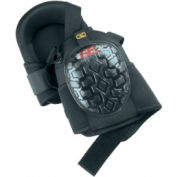 Professional Gel Kneepads, CLC CUSTOM LEATHER G340, 1-Pair
