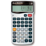 Measure Master Pro - Feet-Inch-Fraction and Metric Calculator