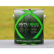 Chemsol 2500 Nonslip Coating, Extremely Durable Antislip Paint, 1 Gal. Safety Yellow - 2500-YE-GL
