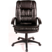 Comfort Products 5-Motor Massage Executive Chair Black