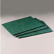 3M Scotch-Brite™ Scouring Pads, Green, 10 Pads - 96CC