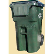 BearSaver 95 Gal. Animal Resistant Grizzly Poly Cart