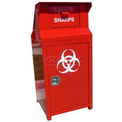SECURR® CE Series 38 Gal. Medical Sharps Receptacle