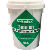 Chemtex SK5-U Truck Spill kit, Universal, 5-Gallon, Pail