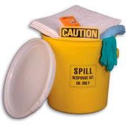 Chemtex SPK20-O 20 Spill Kit, Oil Only, 20-Gallon