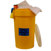 Chemtex SPK55-O Drum Spill Kit, Oil Only, 55-Gallon