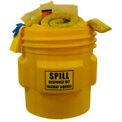 Chemtex 65 Gallon Hazmat Overpack Spill Kit