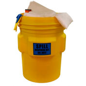 Chemtex SPK95-O Overpack Spill Kit, Oily Only, 95-Gallon