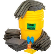 Chemtex SPK95-U Overpack Spill Kit, Unviersal, 95-Gallon