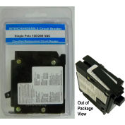 "Siemens® VPKICBQ120 Interchangeable 1"" Circuit Breaker 1-Pole 20A Clamshell Packaged"